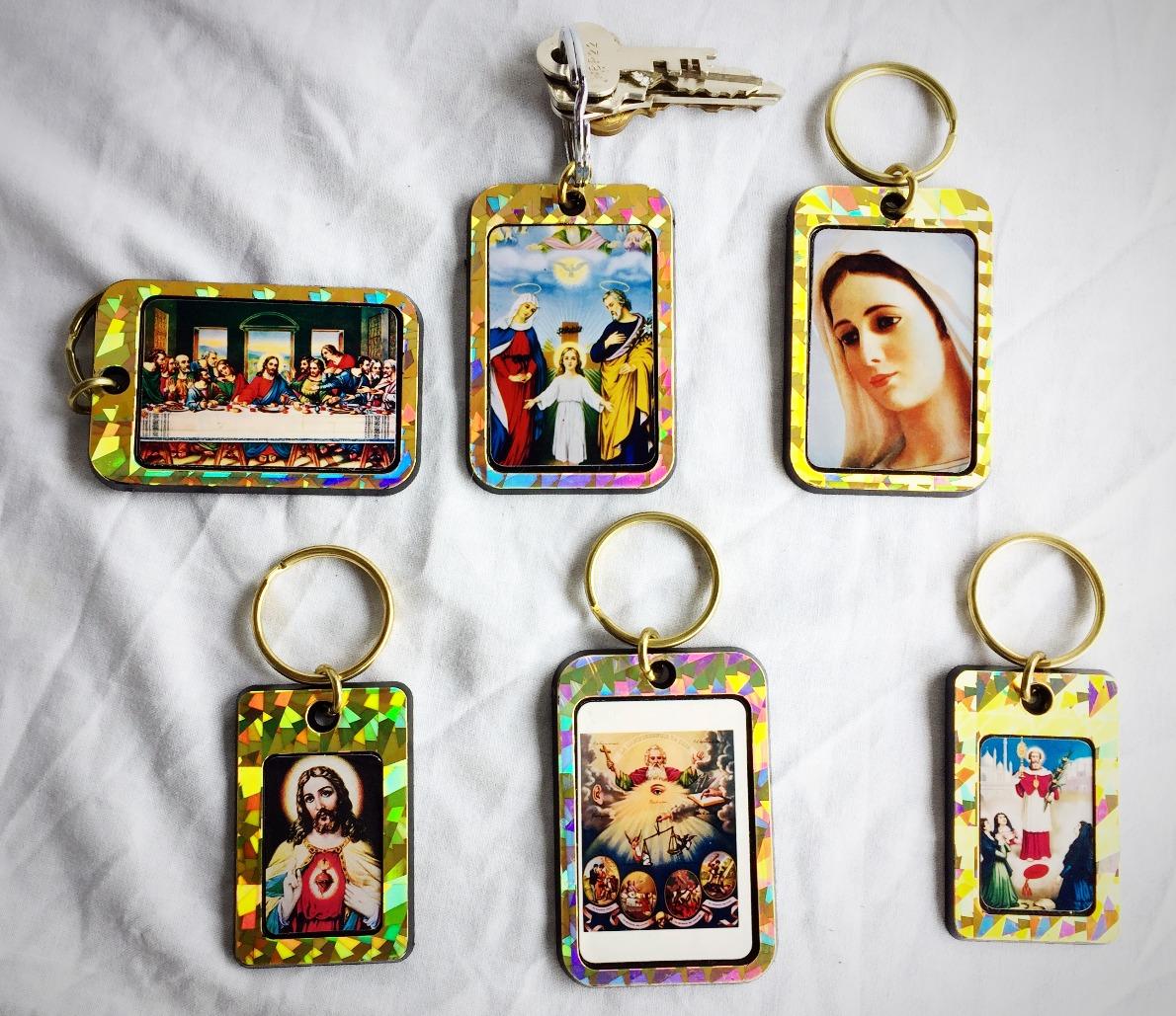 Holy Keychains