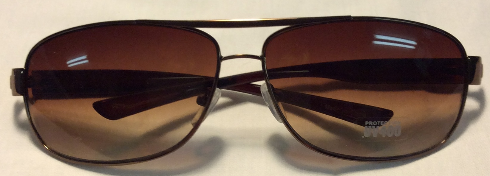 N/A - China Brown plastic frames