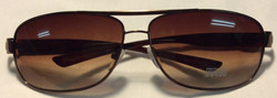N/A - China Brown plastic frames