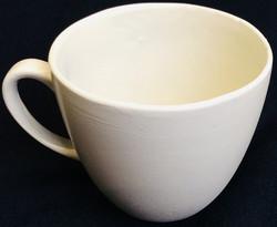 Breakaway plastic coffee cups (off white)