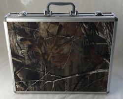Camo hard shell briefcase