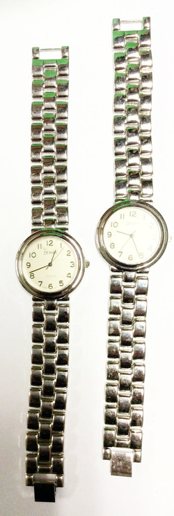 Silver Watches