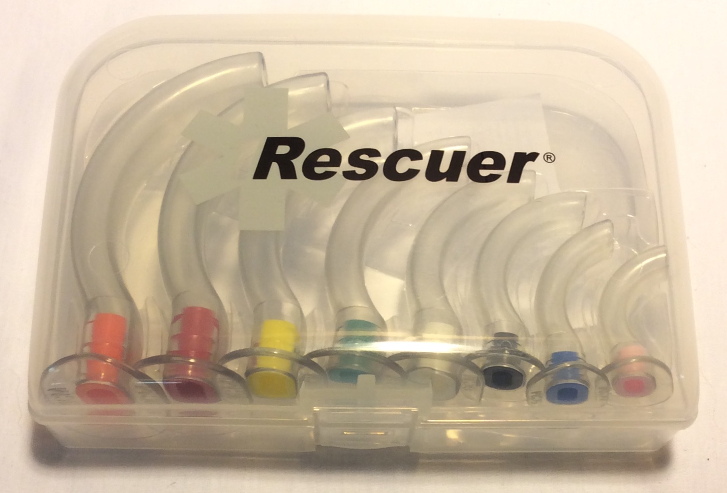 Rescuer; BLS Systems Ltd. Guedel Air