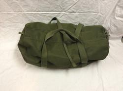 Olive Green Army Duffel Bag