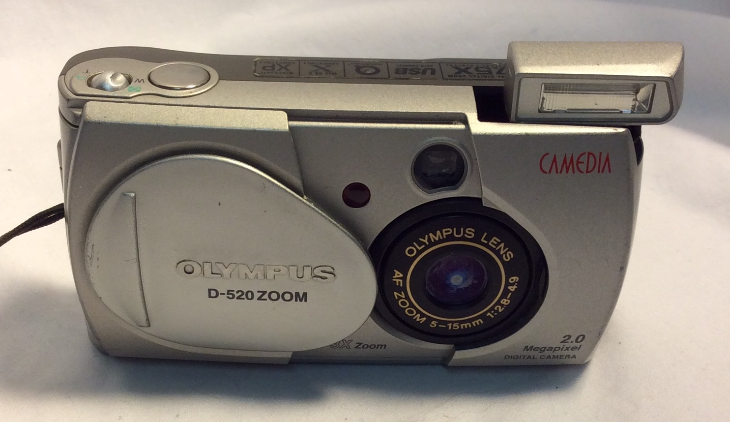 Olympus Camedia D-520 Zoom (non-working) digital camera