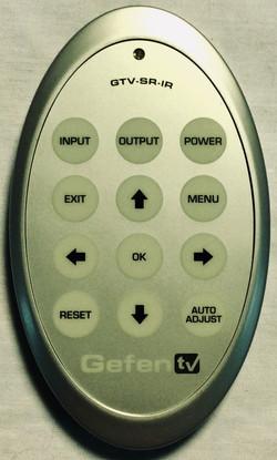 Gefen tv remote
