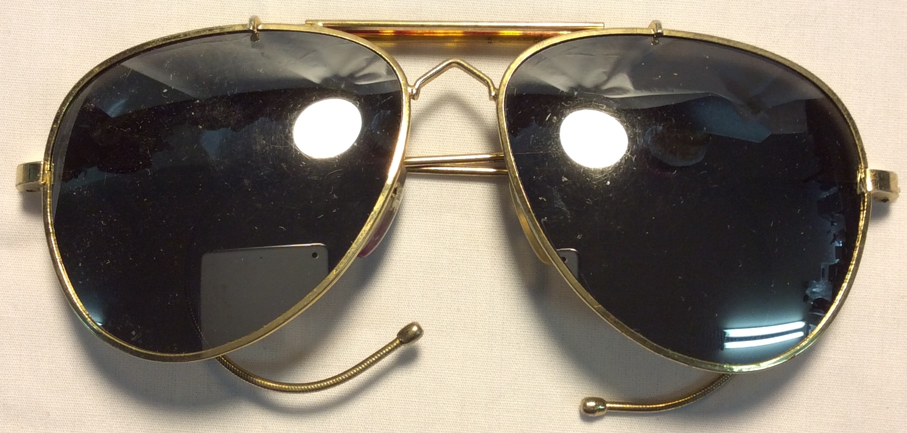 N/A - Thailand Gold metal frames