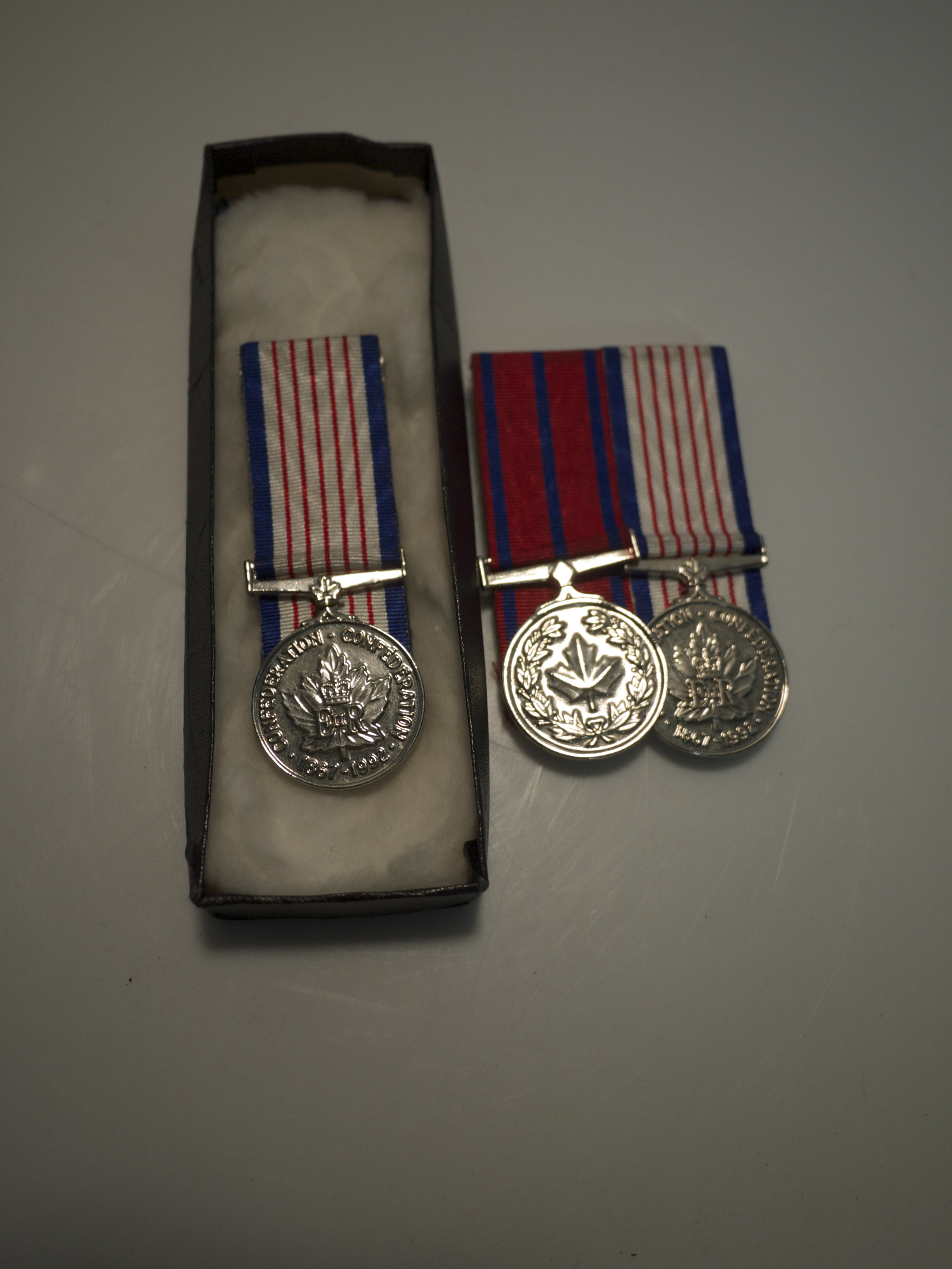 Canadian Service Medallions