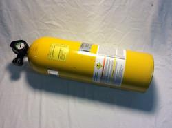 Yellow O2 Tank