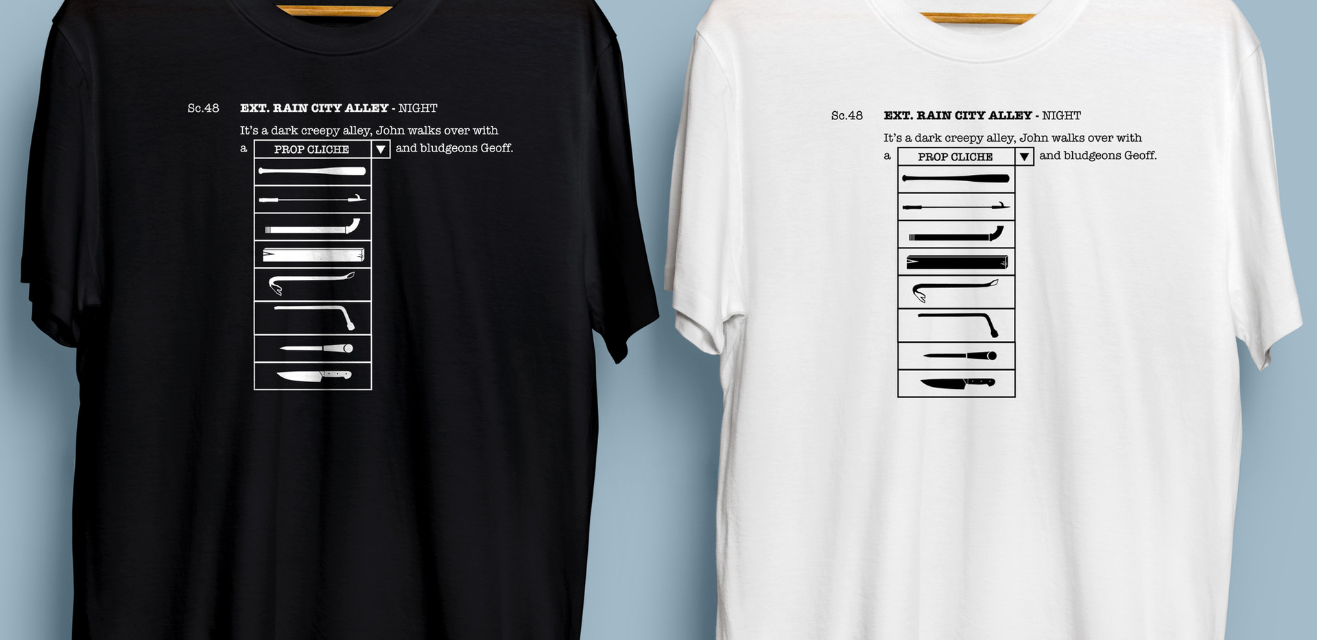 Mens Cliche T-Shirt