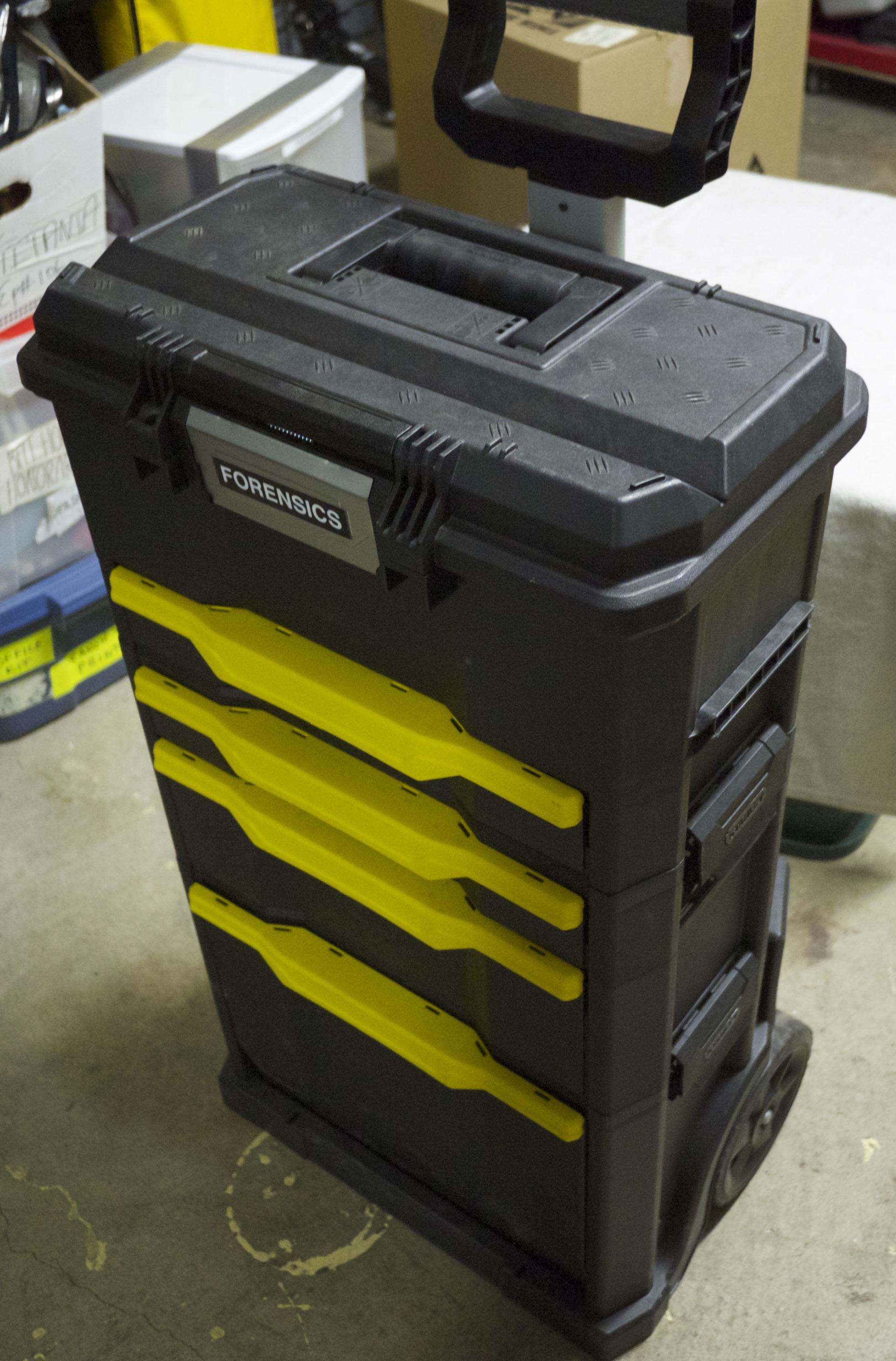 Forensics trunk