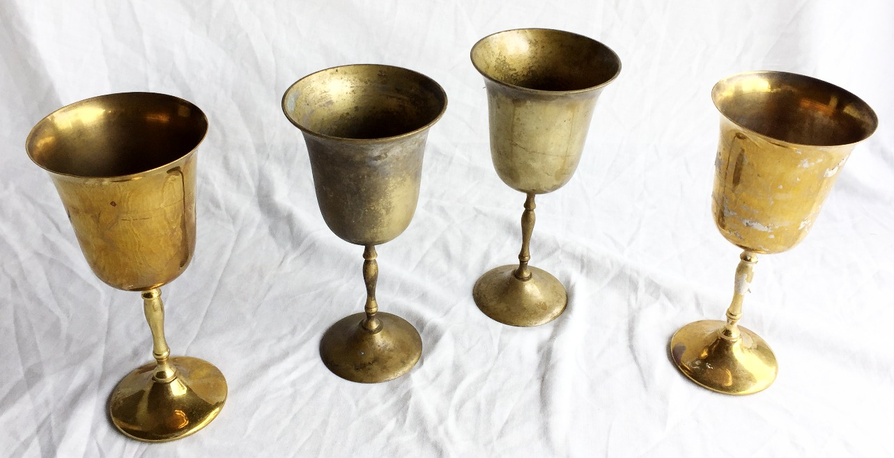 Aged Chalices