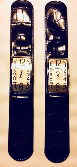 Beveled watch