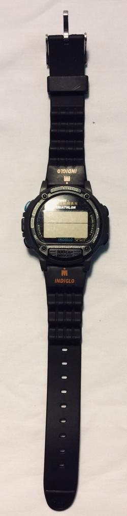Timex Ironman Black Plastic Digital