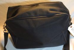 Small Black Duffel Bag