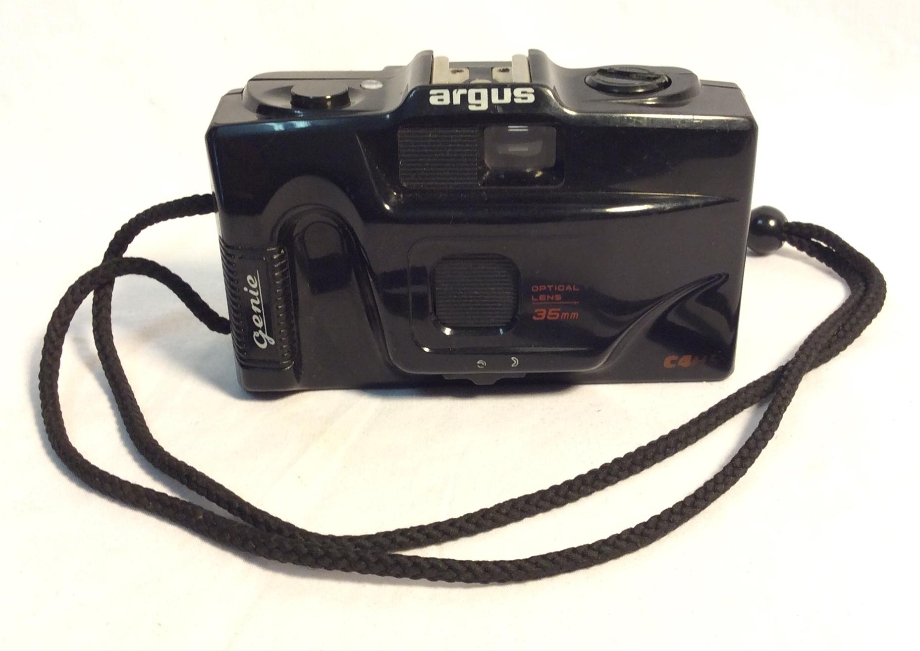 Argus Genie Camera 35mm