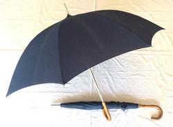 The Umbrella Shop Blue umbrella