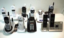 Assorted Cordless Phones