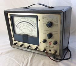 Vintage RCA Master Votyohmyst