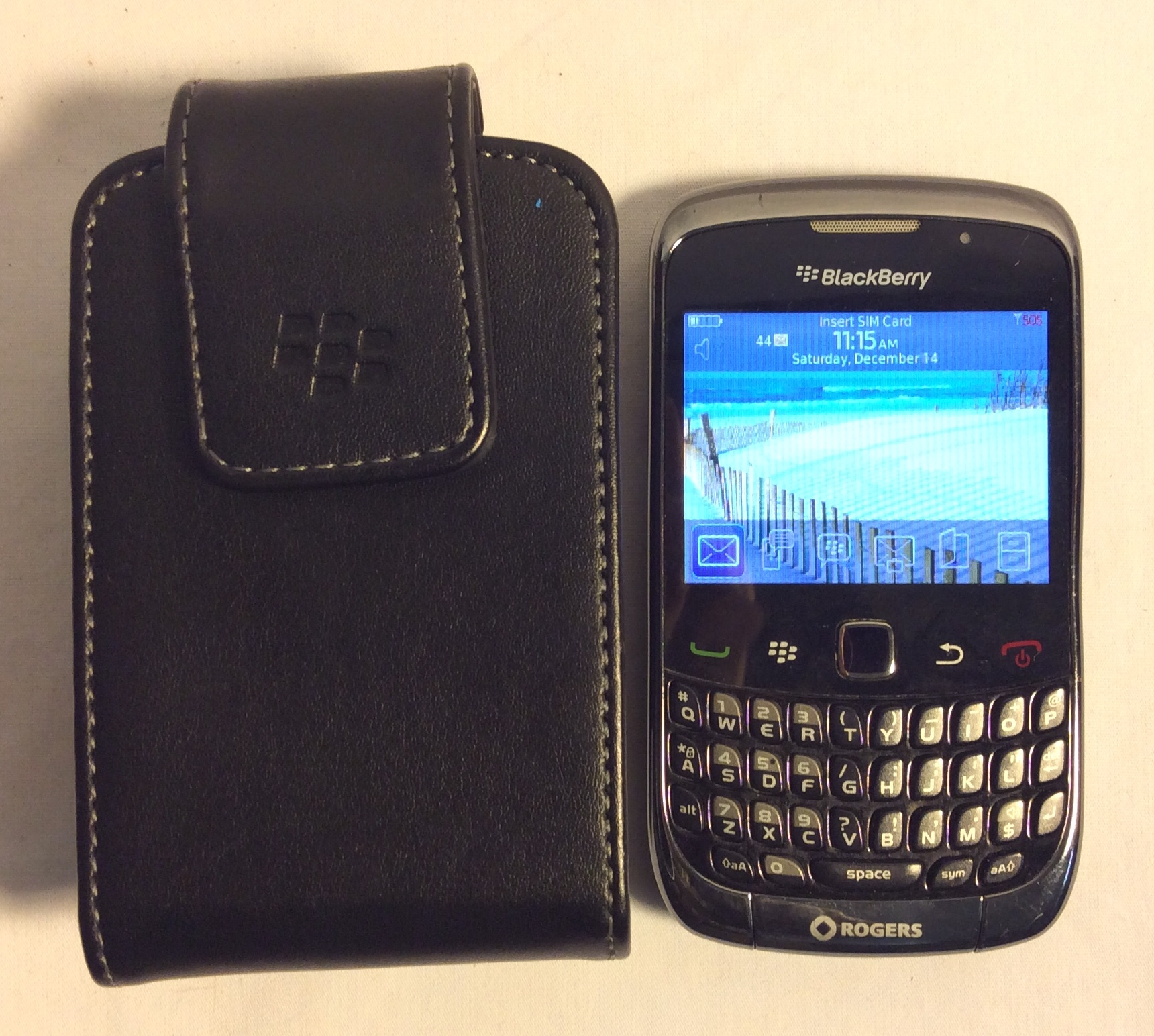 Blackberry Curve 9300 (circa 2010)