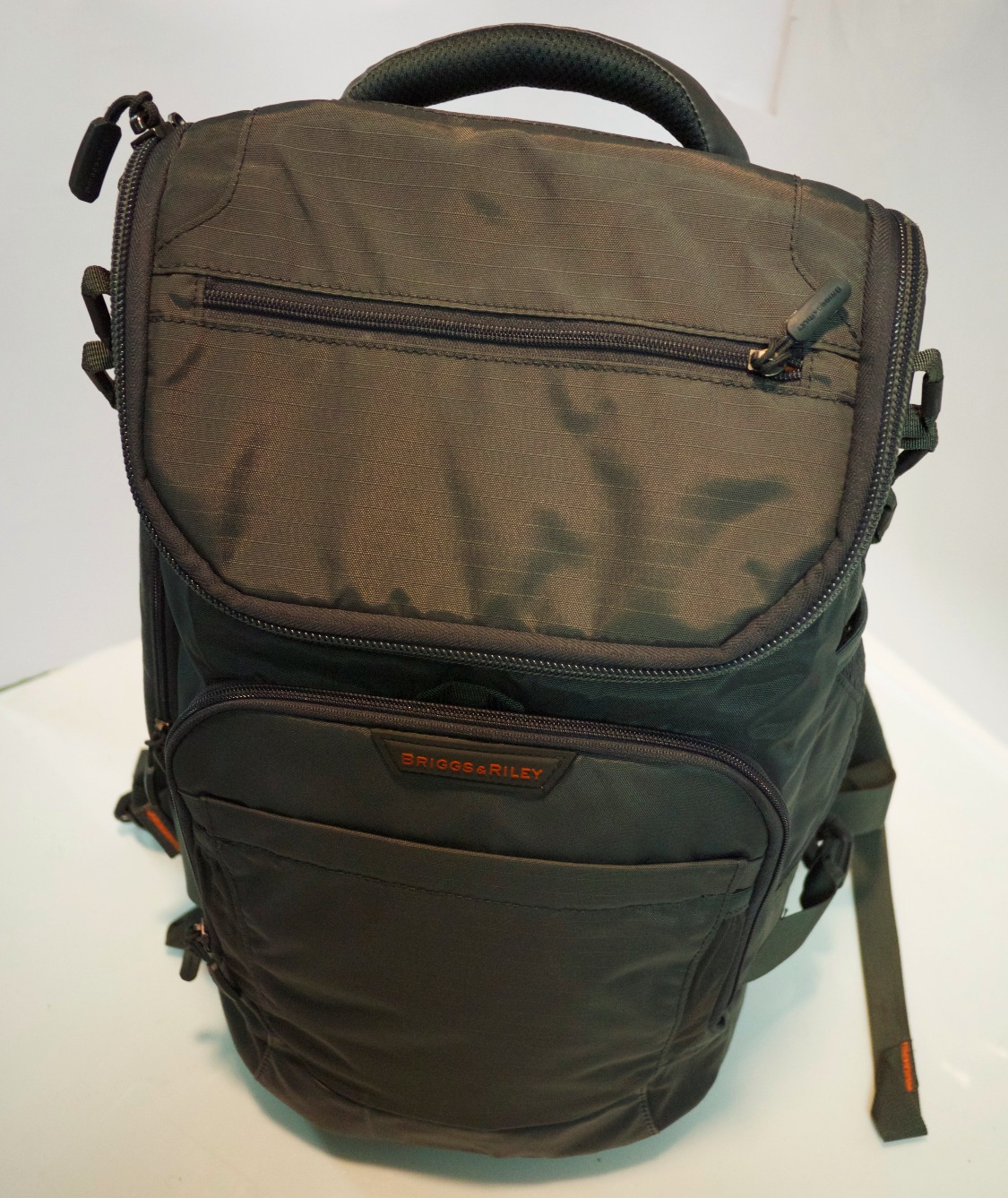 Heavy Weight Backpack