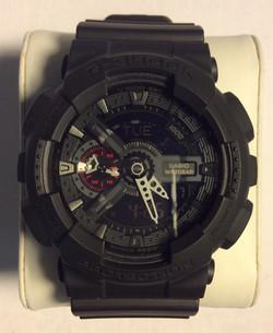 Casio G-Shock watch - round face