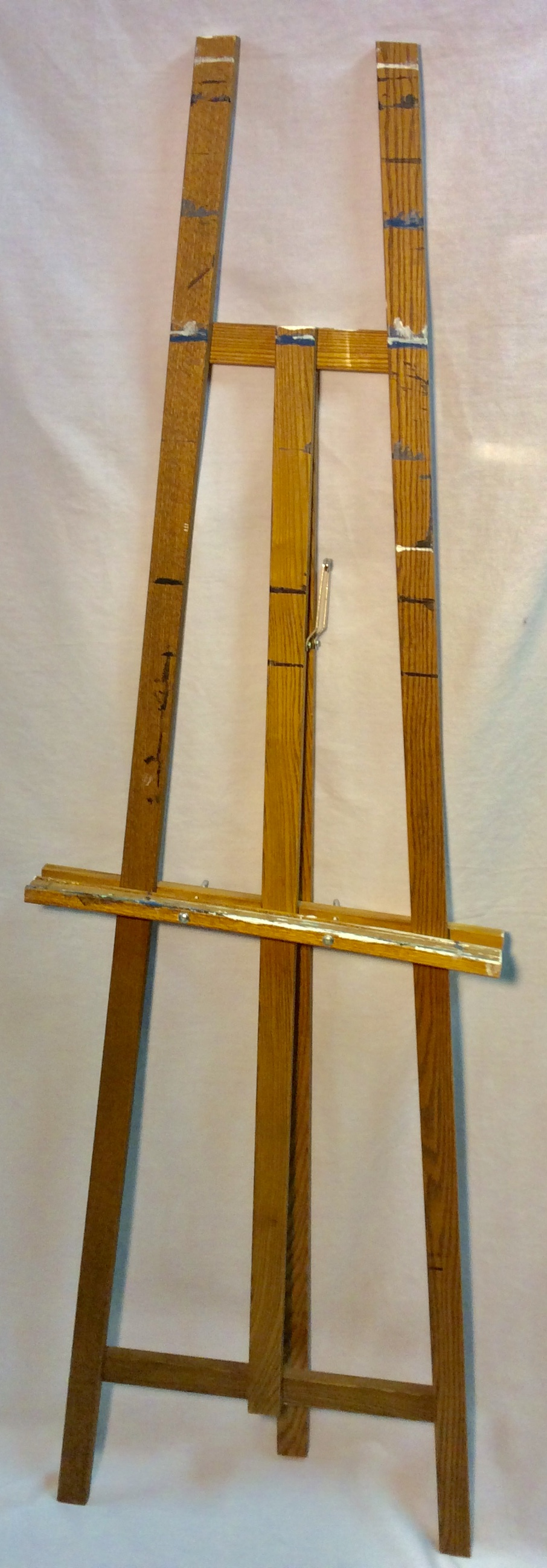 Wooden Art Easel, free-standing