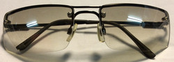 Thinner charcoal metal frames