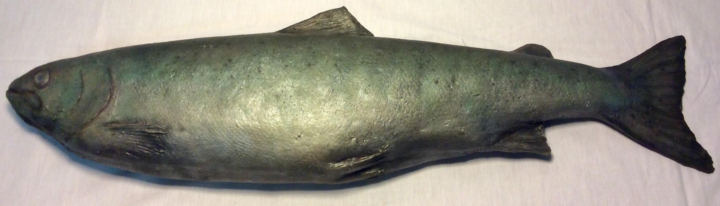 Silicone trout