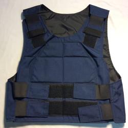 Navy blue vest
