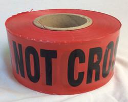 """""""DO NOT CROSS"""" Red tape"""
