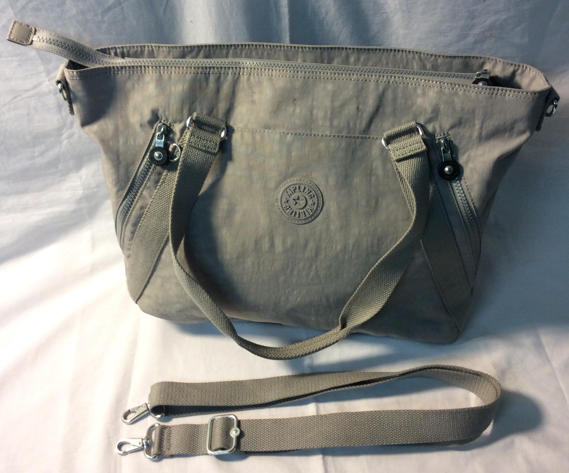 Kipling Light grey bag