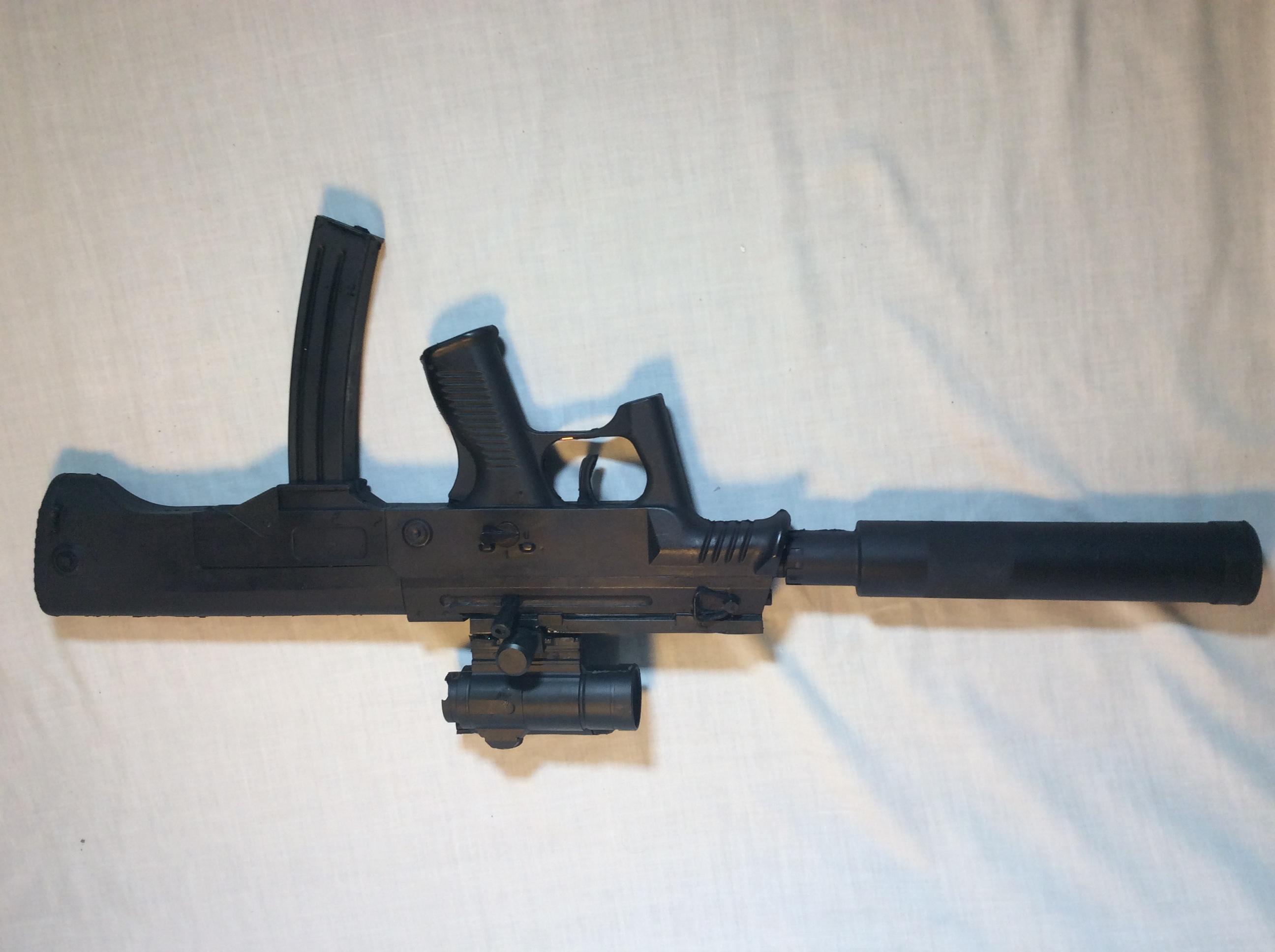 Rubber JS9 Rifles
