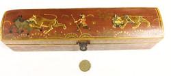 Wood Incense Box