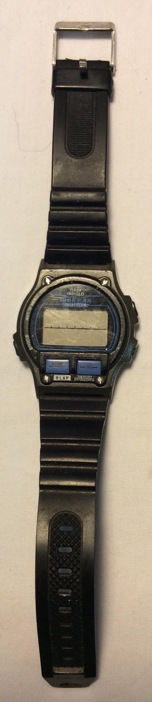 TImex Ironman watch - Digital face