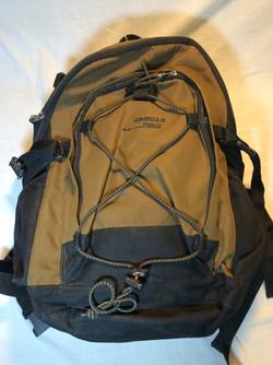Brown Jaguar Trail backpack