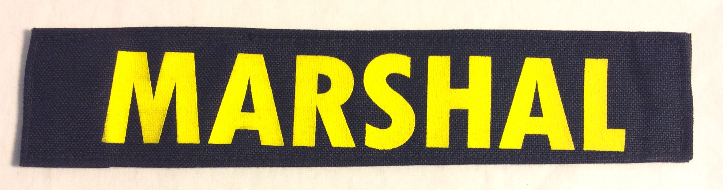 Marshal Velcro Patches