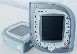 2003 Nokia 7600 Cell Phone