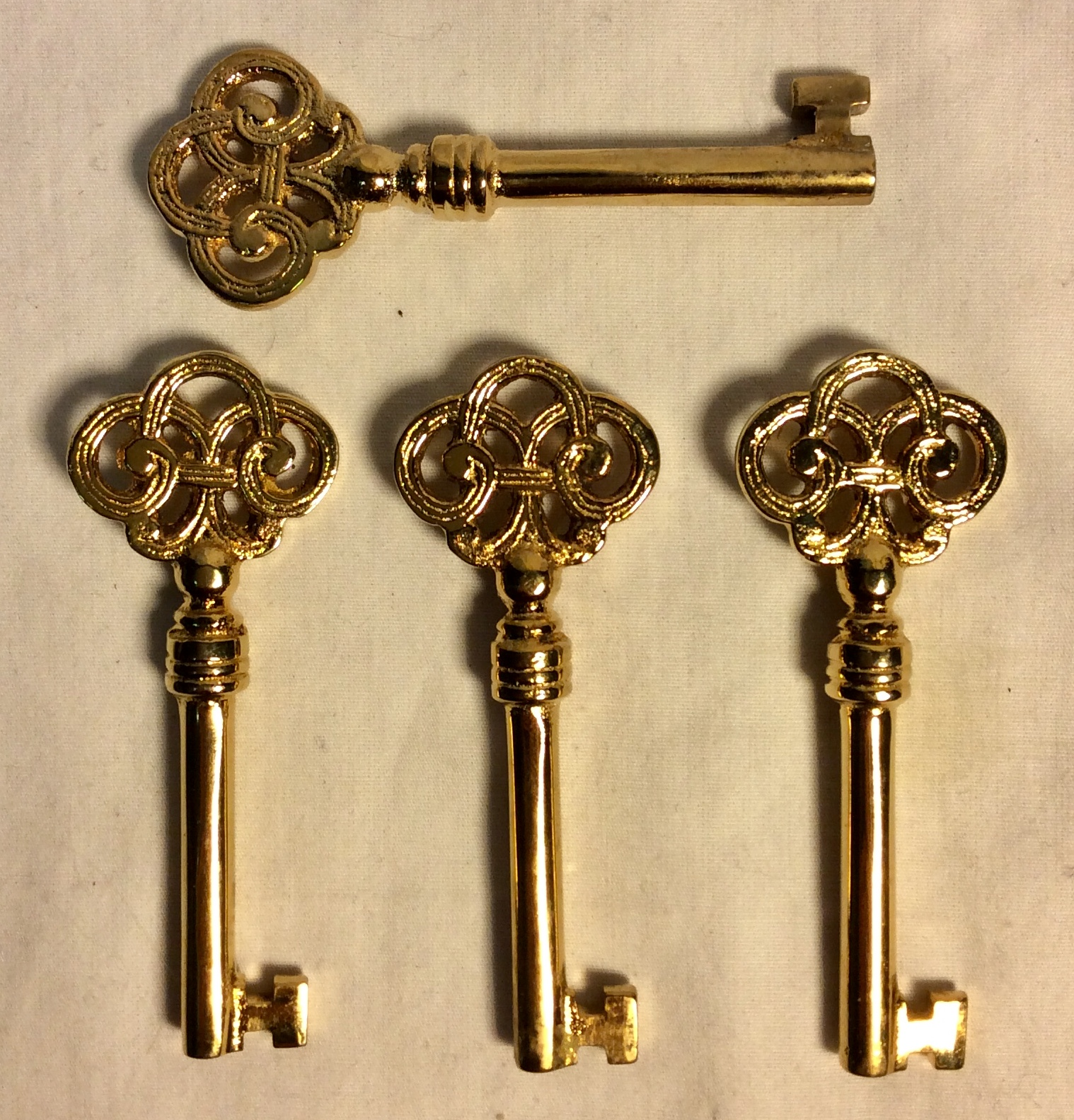 Knot Keys
