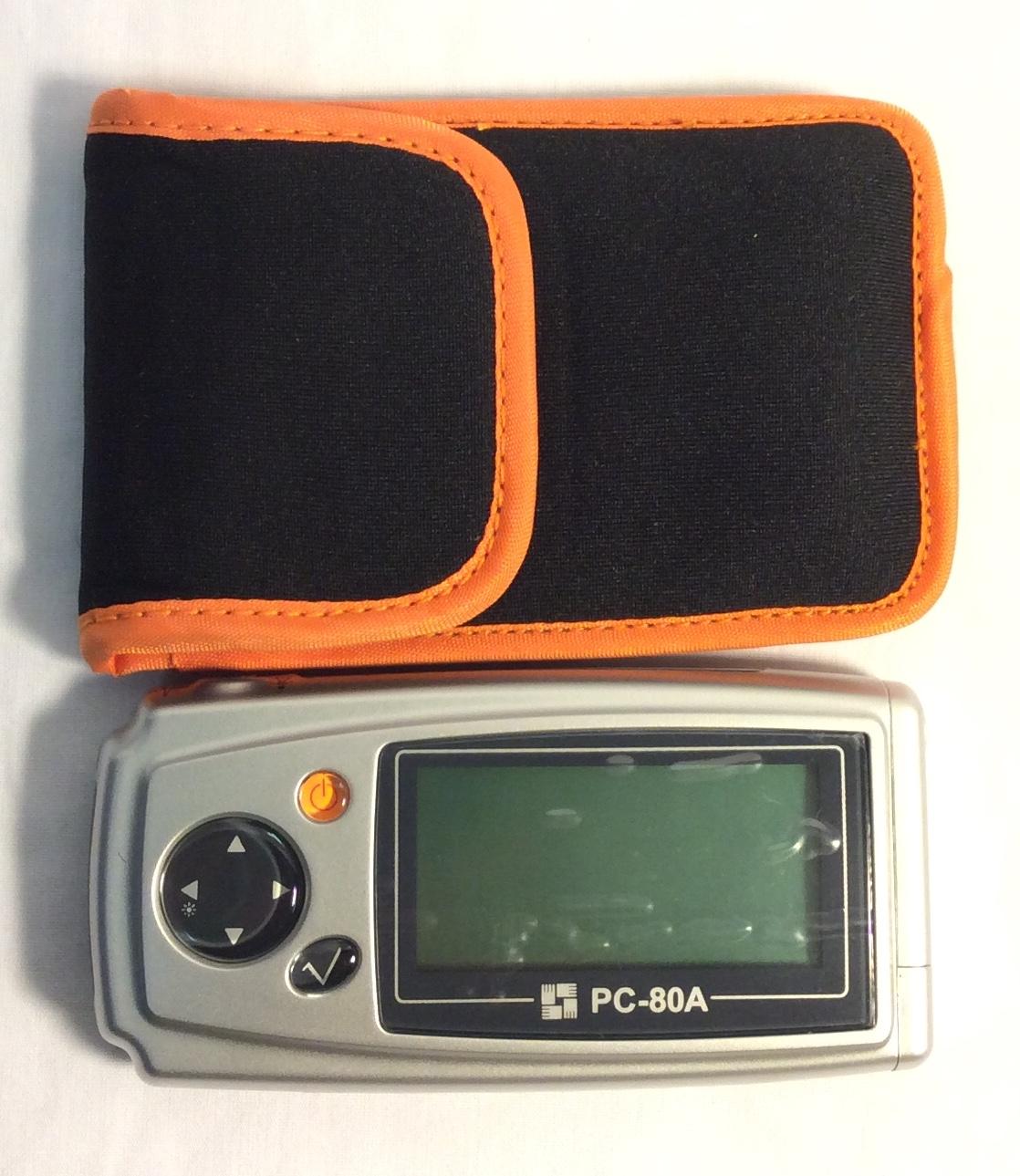 Easy ECG Monitor, silver