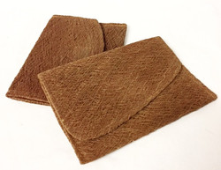 Coconut Husk Wallets