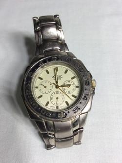 Logic Silver Watch