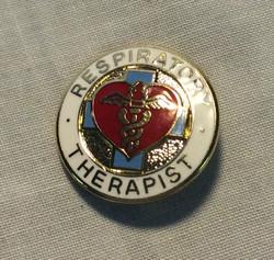 Respiratory Therapist Pin