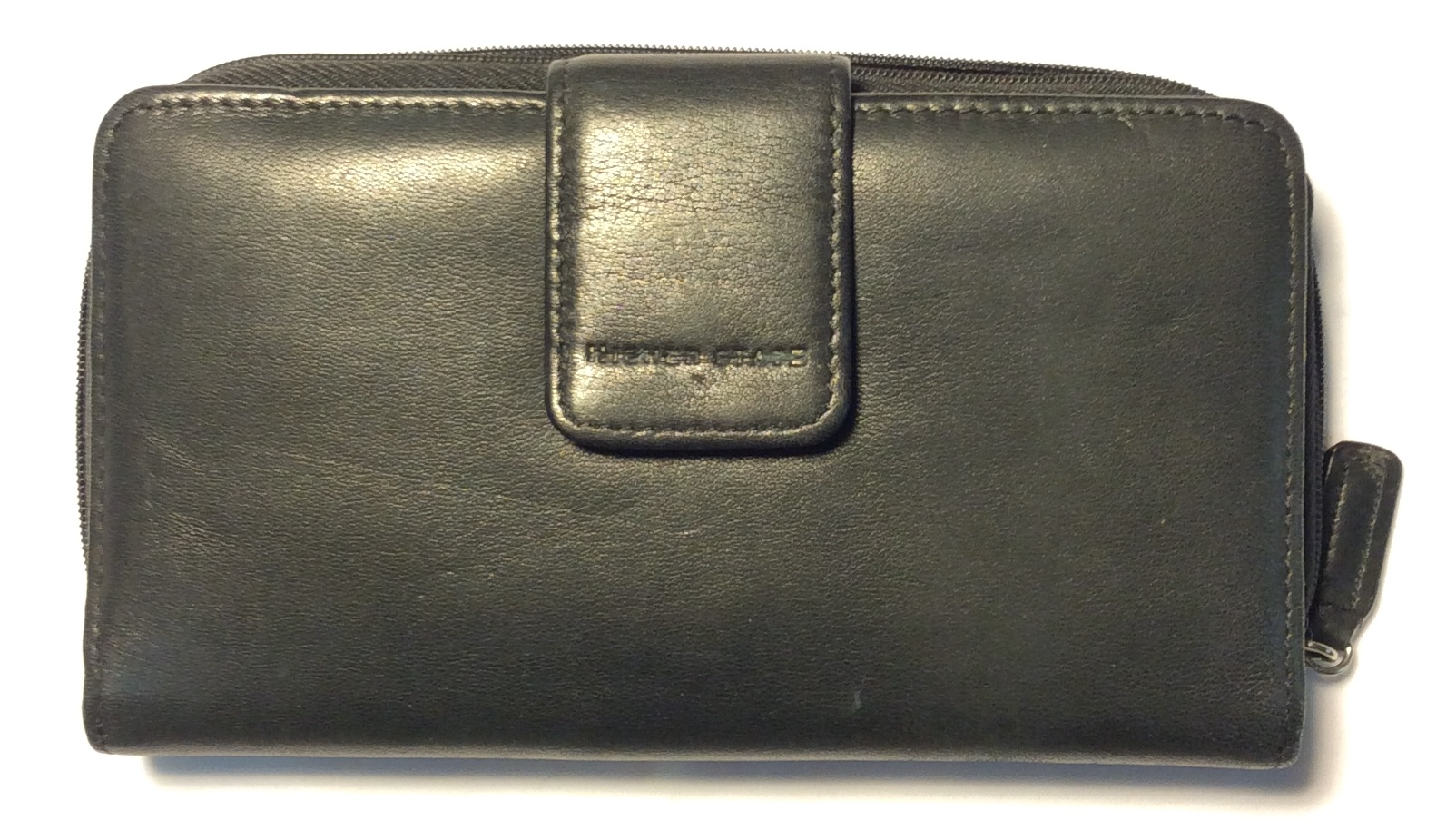 Higher State Charcoal leather large