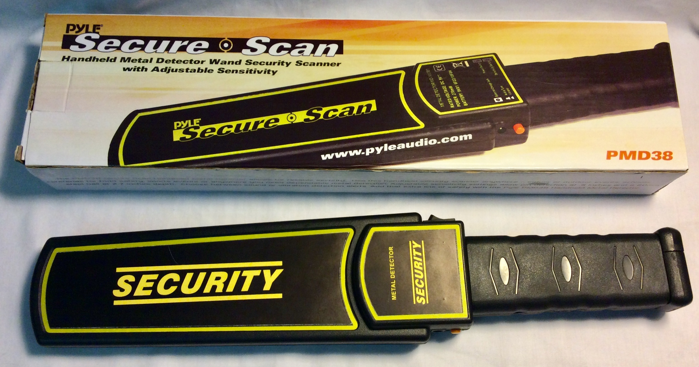 Security Wand