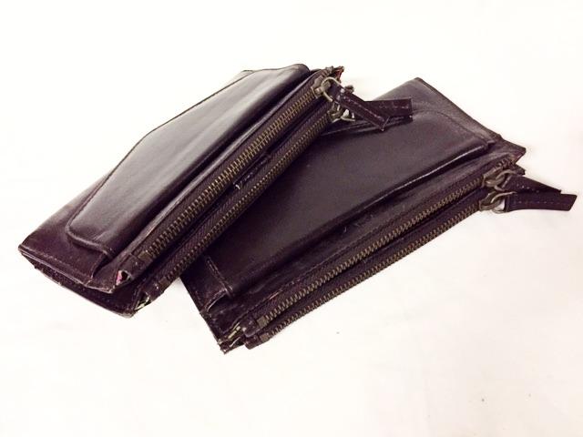 Dark Brown Wallets