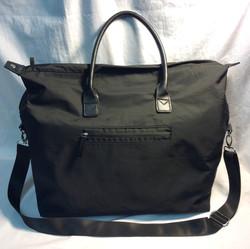 Indigo Big black polyster bag
