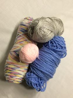 Light Colour Wool