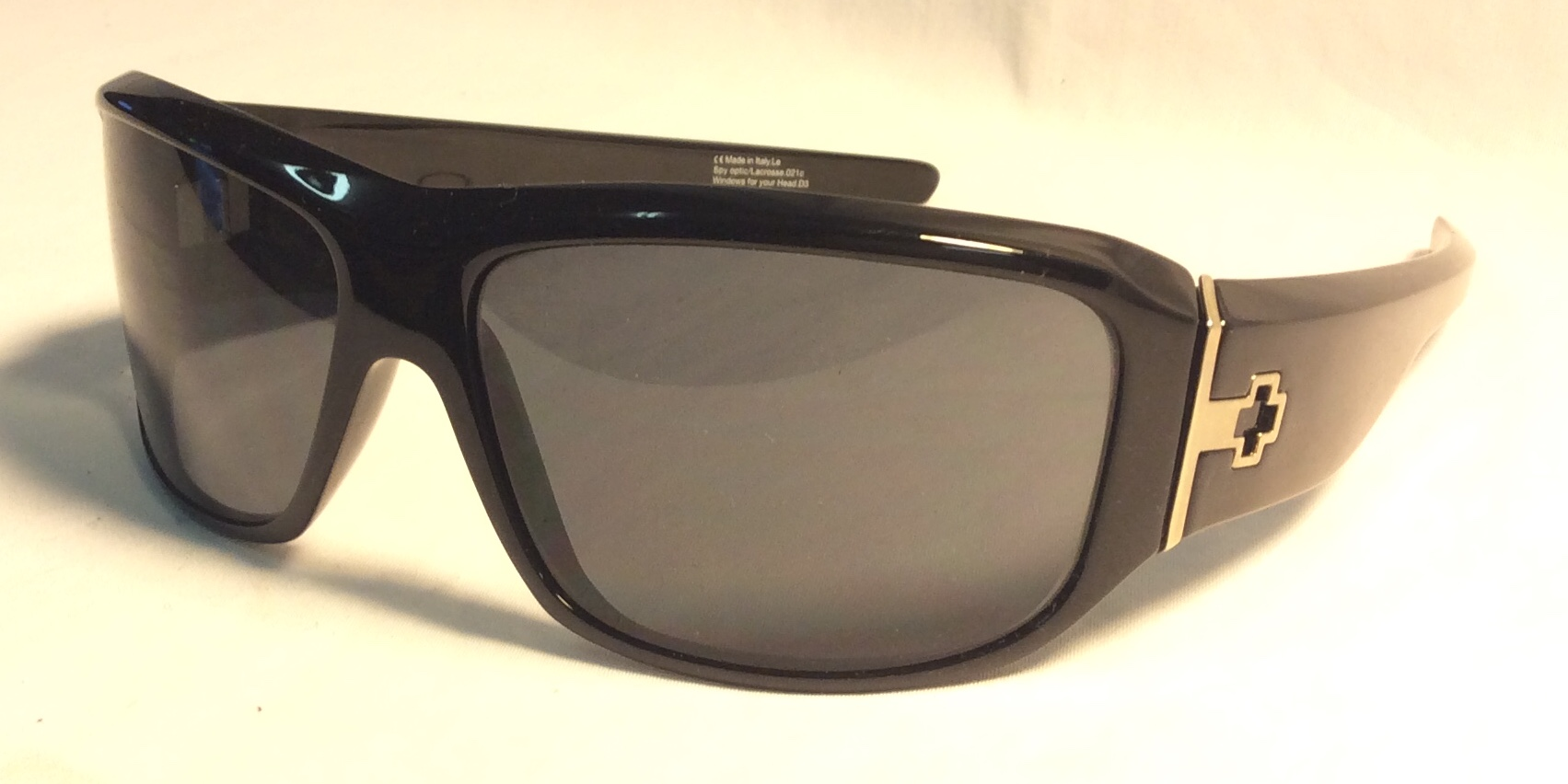 "Black ""LaCrosse"" Sunglasses"
