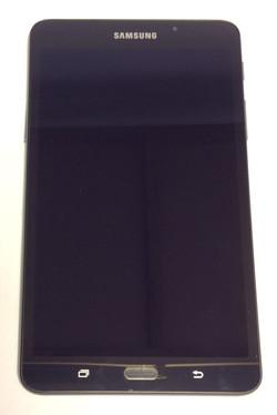 Samsung Black Samsung galaxy tab A6
